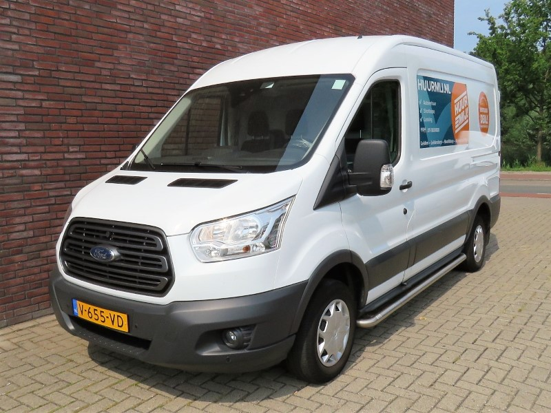 O1 10m³ Bestelbus - Ford Transit L2H2