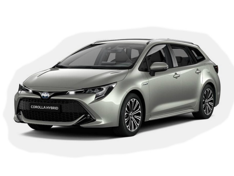 C Midsize Station Automaat - Toyota Corolla TS Automaat